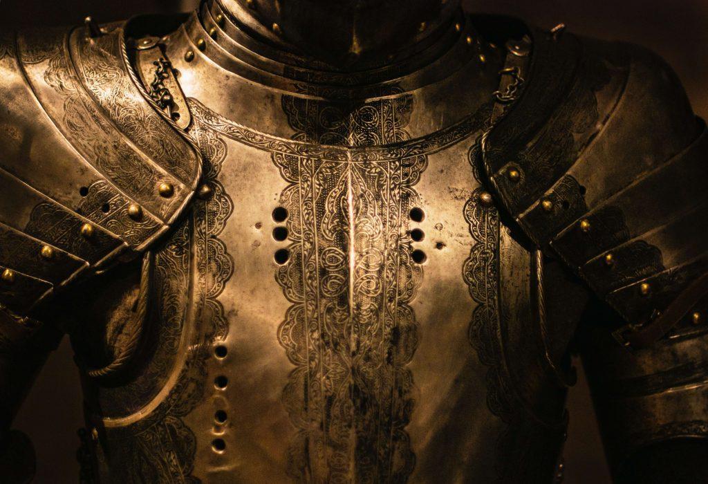 Bronze Armor breastplate