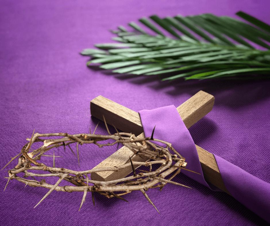 Lent & Easter Mass Schedule