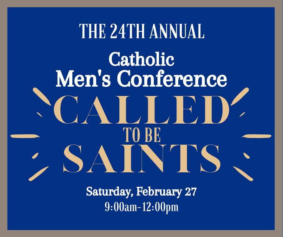 Catholic Men's Conference